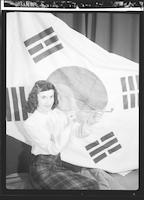 Korean Flag, Pipe [Published]