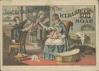 B. T. Babbitt's 99 Soap advertisement