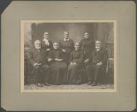 Schneider family photograph