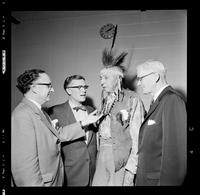 Renison College, Indian Chief ... [Unpublished]