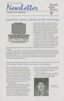 Friends of the Library Newsletter (v.01, n.02)