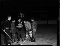Hockey, Police Boys League [Unpublished]