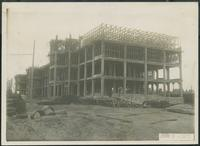 Dominion Tire factory under construction