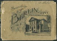 Souvenir of Berlin, Ontario : photo-gravures
