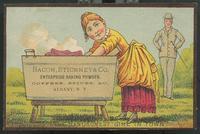 Bacon, Stickney & Co. advertisement