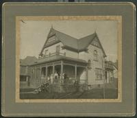Ahrens family home on Queen St. S, Kitchener, Ont.