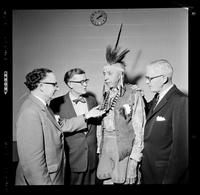 Renison College, Indian Chief ... [Published]