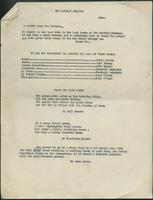 Monthly message (June 1944)