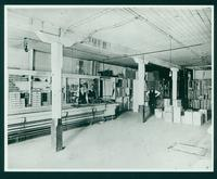 C.H. Doerr and Company : shipping room