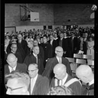 Waterloo University, First Convocation [Published]