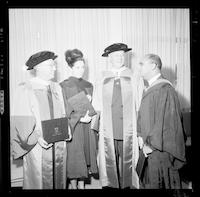 Waterloo University, Graduation [Unpublished]