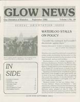 GLOW News (September 1983)