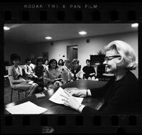 Batke, Mrs. Vivien, Lectures at the YWCA [Published]