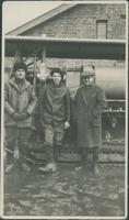 Byers, Van Gilder, Motton : the day I left Verblude, January 15, 1930.