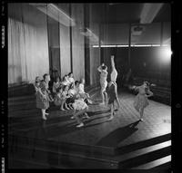 University of Waterloo, Arts Theatre, Demonstration of Drama Work [Unpublished]