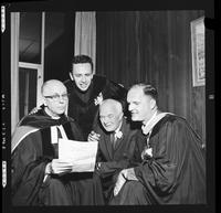 St. Paul's United College, University of Waterloo Opening [Published]