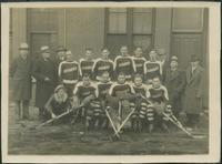 Dominion Tire Beavers hockey team