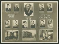 C.F.C.O. Station Staff