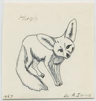 Animal family drawings [Hugh]