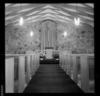 Conrad Grebel, Interior of Chapel [Published]