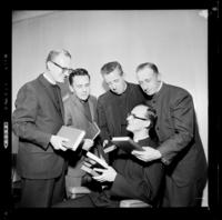Renison College, Five Chaplains [Published]