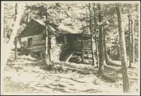 Jenny Pincock's cabin at Tea Lake