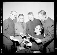 Renison College, Five Chaplains [Unpublished]