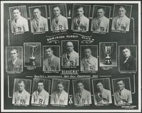 Dominion Rubber club Beavers softball team
