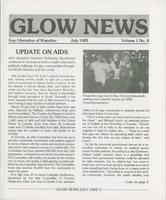 GLOW News (July 1983)