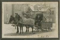 C.H. Doerr and Company : delivery sleigh