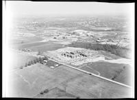 Aerial, University of Waterloo, Student Village [Unpublished]