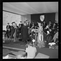 Waterloo University, First Convocation [Unpublished]