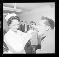 University of Waterloo, Mrs. Phyllis Livingston, Nurse [Unpublished]