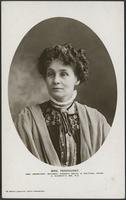 Mrs. Pankhurst