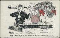 Last man or the result of the suffragettes