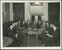 Dominion Rubber club meeting
