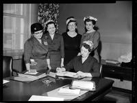 Waterloo University, Women's Auxiliary [Unpublished]