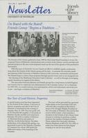Friends of the Library Newsletter (v.01, n.01)
