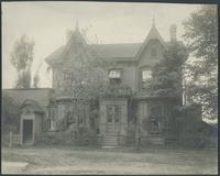 Bowlby, David Sovereign : residence