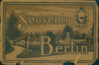 Souvenir of Berlin (ca. 1914)