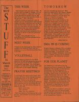 The WCF Stuff (1989 March 16)
