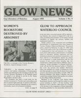 GLOW News (August 1983)