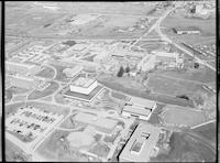 Aerial, University of Waterloo, Student Village [Published]
