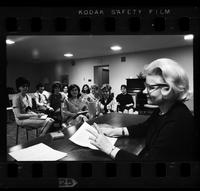 Batke, Mrs. Vivien, Lectures at the YWCA [Unpublished]