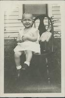 Aunt Helen from Martha Lou Badger, age 14 months.