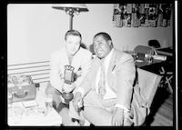 Armstrong, Louis at Press Club [Unpublished]