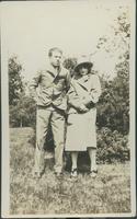 Jack and Thelma, May, 1929.