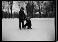 Blind Skater, Rudolph Henning [Unpublished]