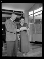 Waterloo University, Microfilm Donation with Doris Lewis [Unpublished]