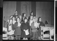 Christmas, Choir, Westmount [Published]